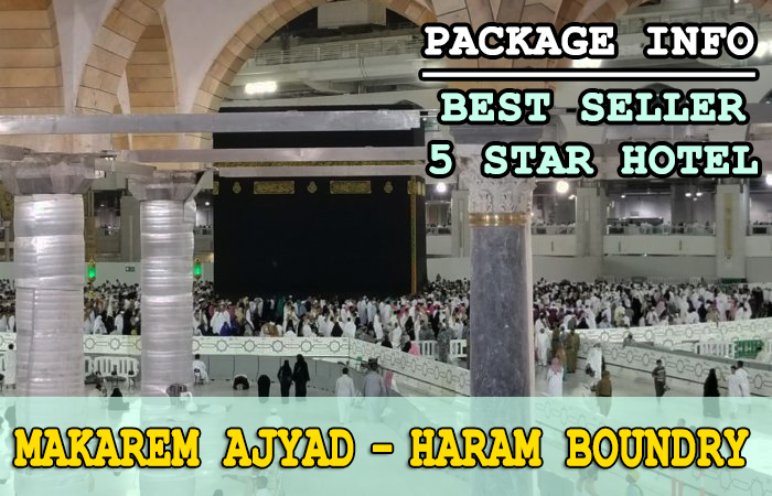 Affordable Hajj Packages - Authorized Hajj Agents - Hotels